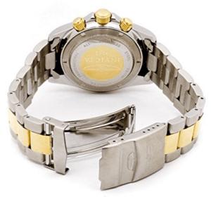 Gold Invicta Watch 9212 Speedway