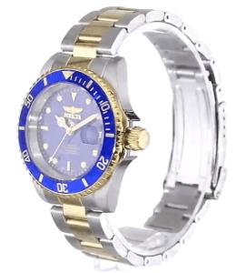 Invicta Gold Watches 8928B
