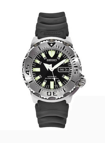 The Seiko Men's watch Black Monster Review