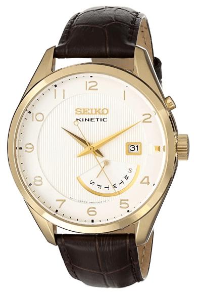 Kinetic Seiko Watch SRN052