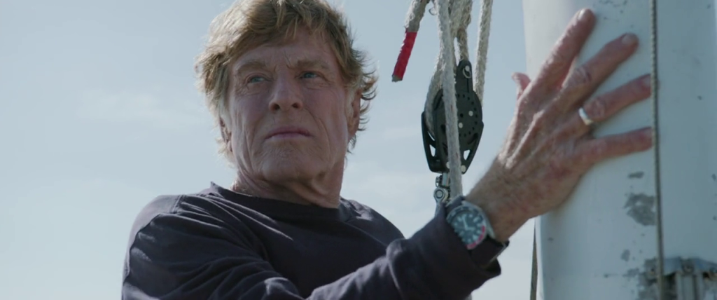 redford with the seiko brand