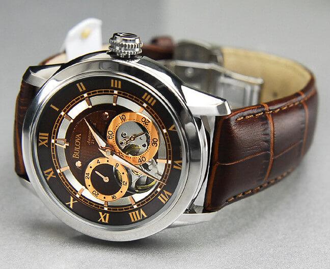 Bulova 96A120 mens watch