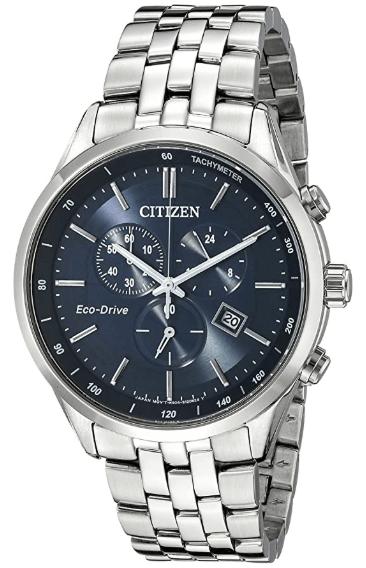 Blue Citizen Watch