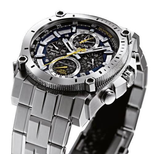 bulova menu0027s 96b175 automatic watch 2