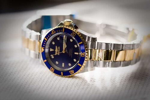 Invicta Men's 8928OB two tone pro diver watch