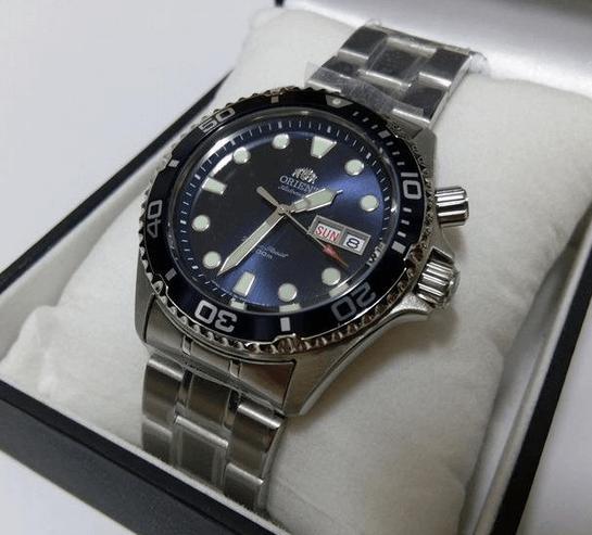 Orient EM65009D Diver Watch