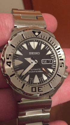 Seiko SRP307 Dive Watch