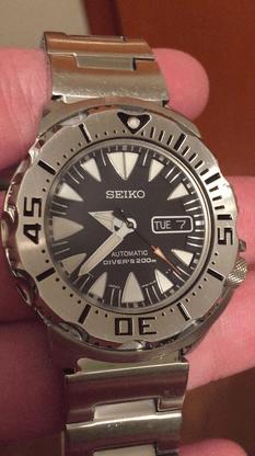 Seiko SRP307 Dive Watch