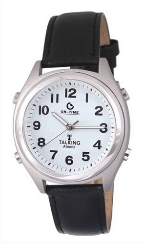 Atomic Talking Wrist Watch for the blind