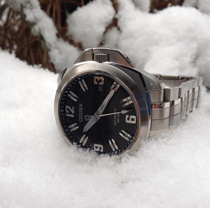 Citizen Men's NB0070-57E Grand Touring Automatic Watch