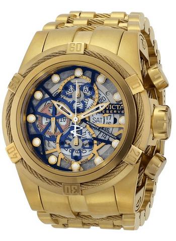 Invicta Men's 12763 Mechanical Gold Watch