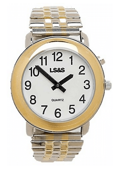 LSS Talking Watch for blind people