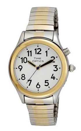 Time Optics Blind Women's Talking Watch