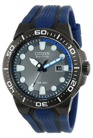 Citizen Men's BN0097-02H Scuba Fin Diver's Watch