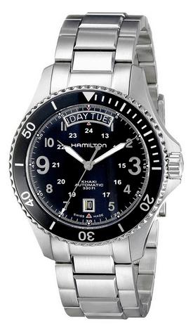 Hamilton Khaki Navy Scuba Dive Watch