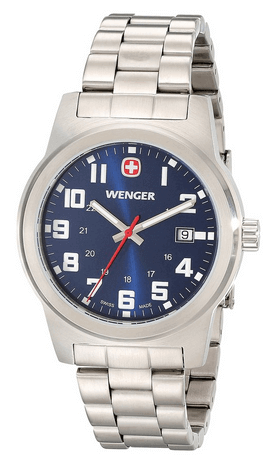 Wenger Mens Classic Field Watch