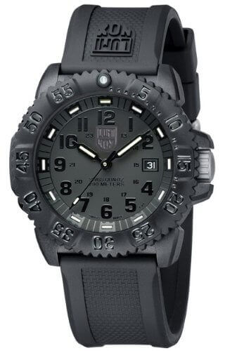the best tactical watches under 200 wristcritic luminox navy seal blackout tactical watch