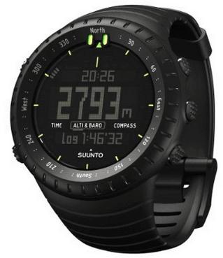 suunto core tactical outdoor watch