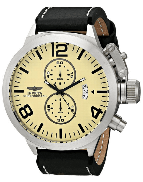 Invicta Men's 3449 Corduba Collection Oversized Face Watch