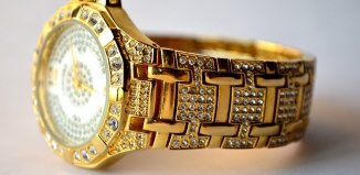 cheap gold watches for men under 100