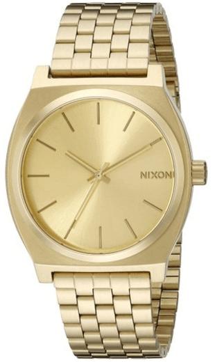 nixon A045511 gold watch for men