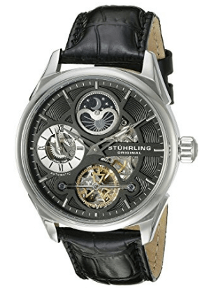 Stuhrling Original 657.02 Delphi Automatic Watch