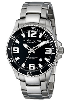 stuhrling Aquadiver Regatta Watch 395.33B11